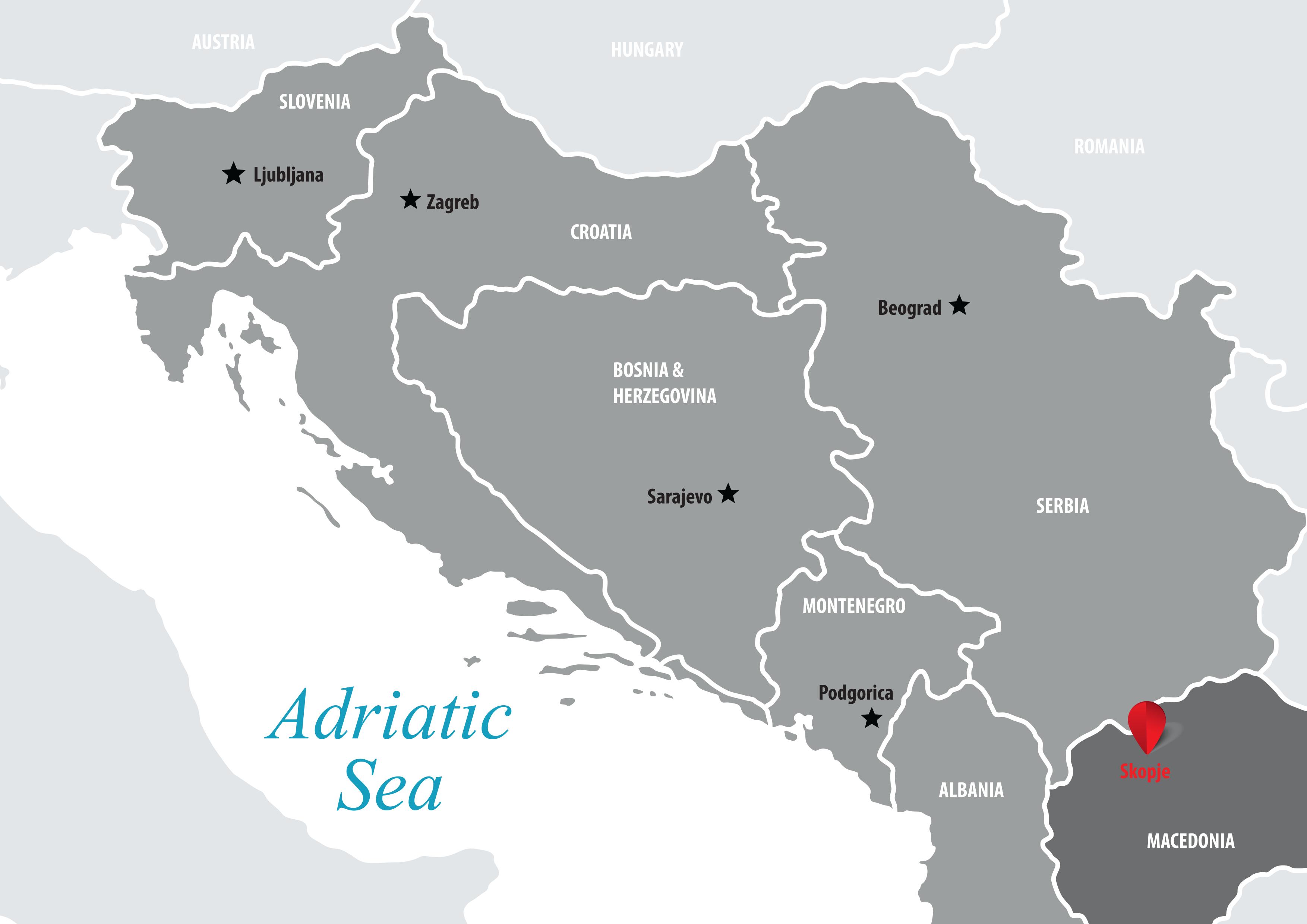 hotel holiday inn beograd mapa Skopje   Balkan Travel Centar hotel holiday inn beograd mapa