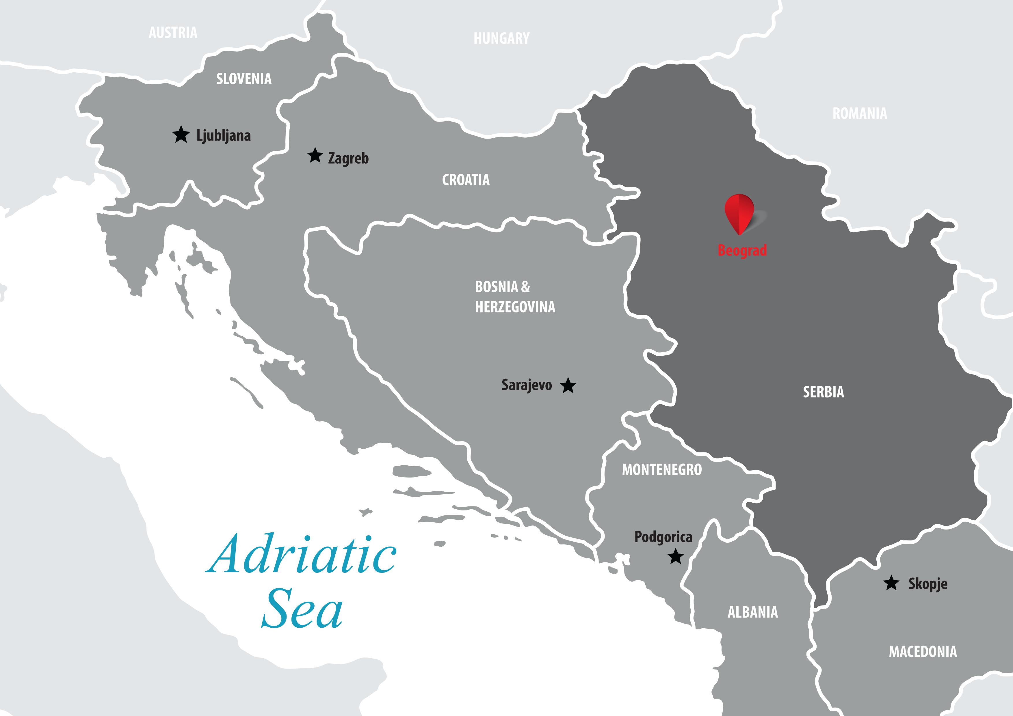 plavi horizonti beograd mapa Belgrade Marathon 2018.   Balkan Travel Centar plavi horizonti beograd mapa